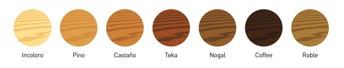 Lasur madera mate color e incoloro para maderas tropicales - Pintura luxens opinion ...