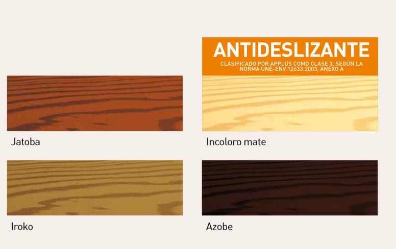 Lasur nano tarimas lasur para suelos y tarimas productos para madera frondosa - Tarima flotante colores ...
