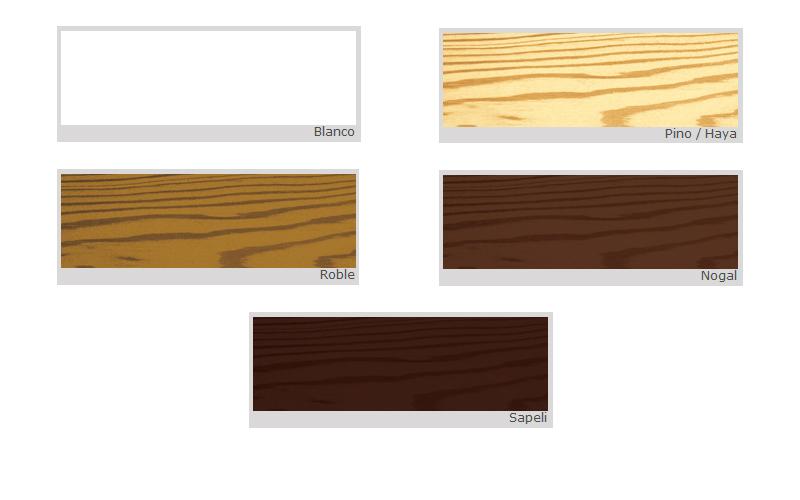 Masilla para madera masillas para el cuidado de la madera - Pintura para madera colores ...