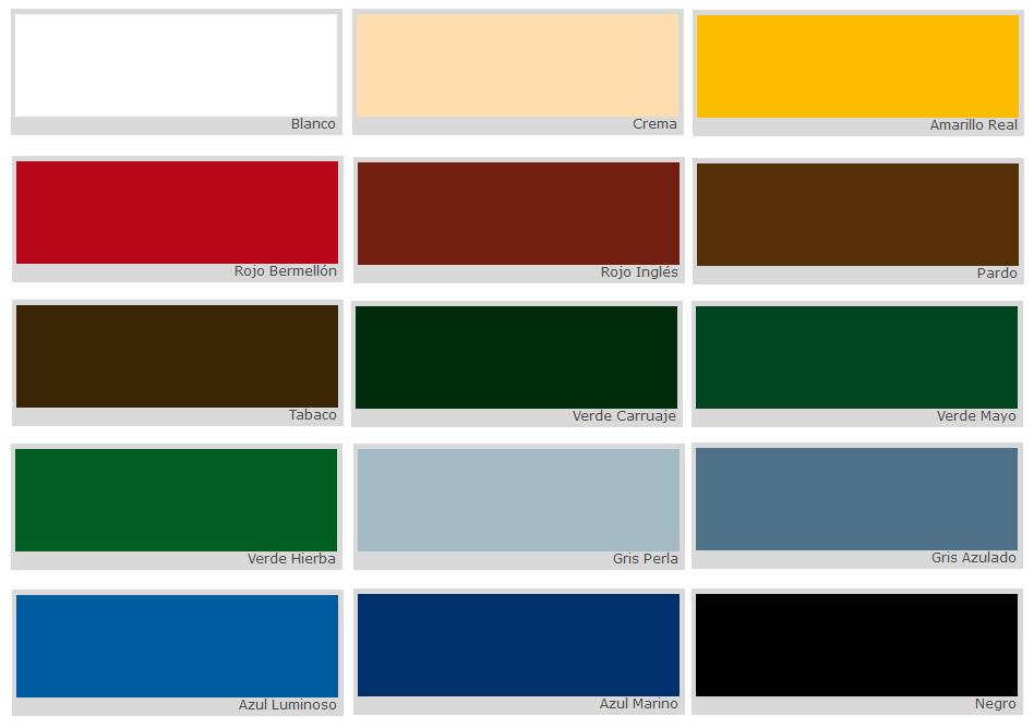 Esmalte para la madera esmalte madera cedria tienda for Colores para pintar puertas de madera