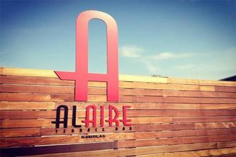 Mantenimiento terraza madera Alaire Hotel España