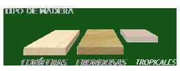 Barniz para madera Cedria Sol Lasur. Maderas recomendadas