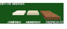 Aceite para madera tropical