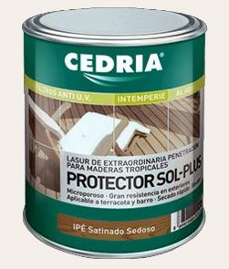 lasur portector madera sol