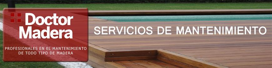 Mantenimineto y tratamiento de madera exterior doctor madera - Tratamiento de madera exterior ...